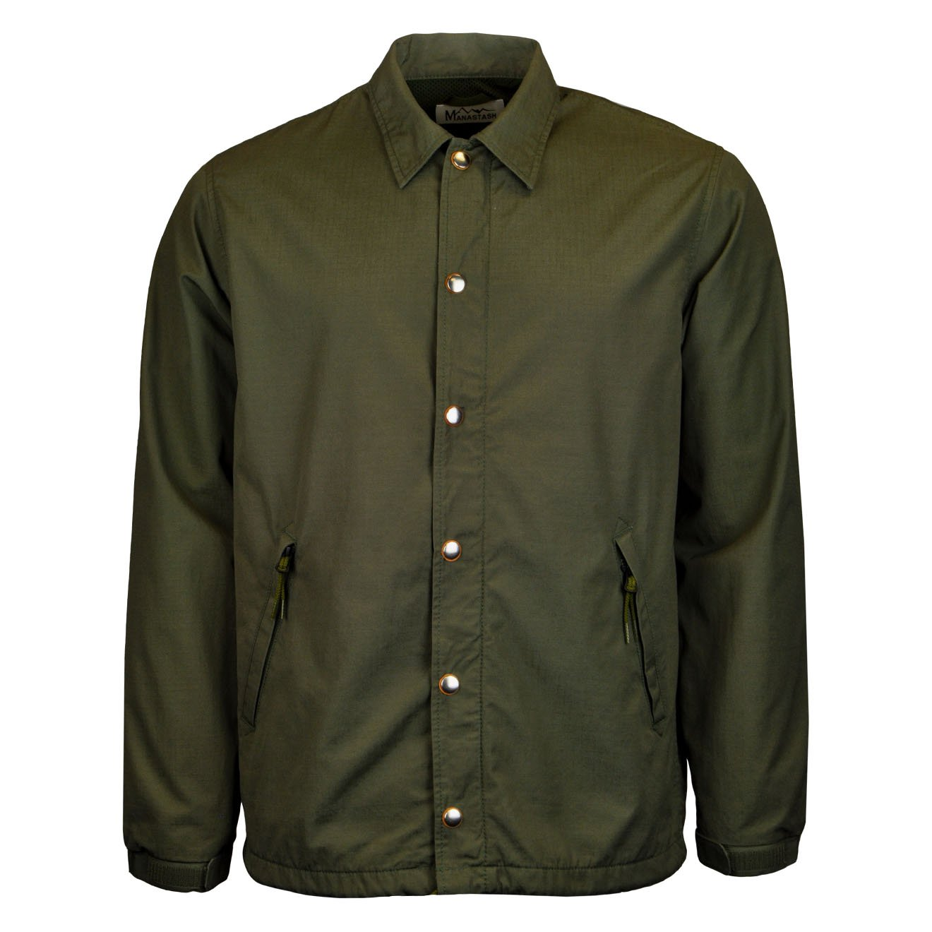 Manastash O.D Coacher Jacket Olive