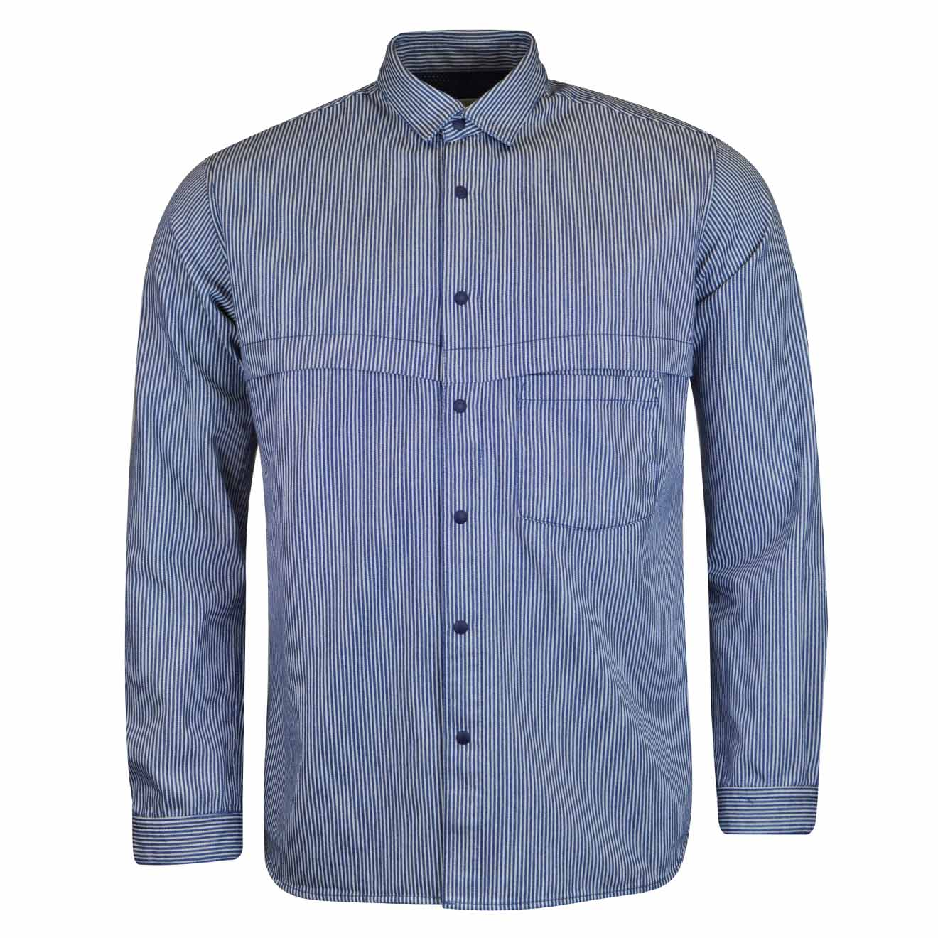 Manastash O.D Work Shirt Navy
