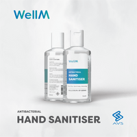 WellM Hand Sanitiser 60ml