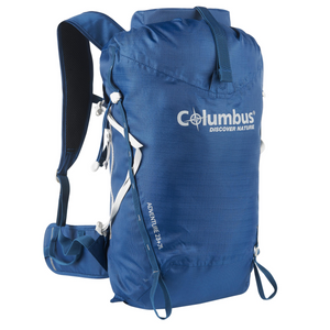 Mochila Trekking Columbus Adventure 23+7 Navy