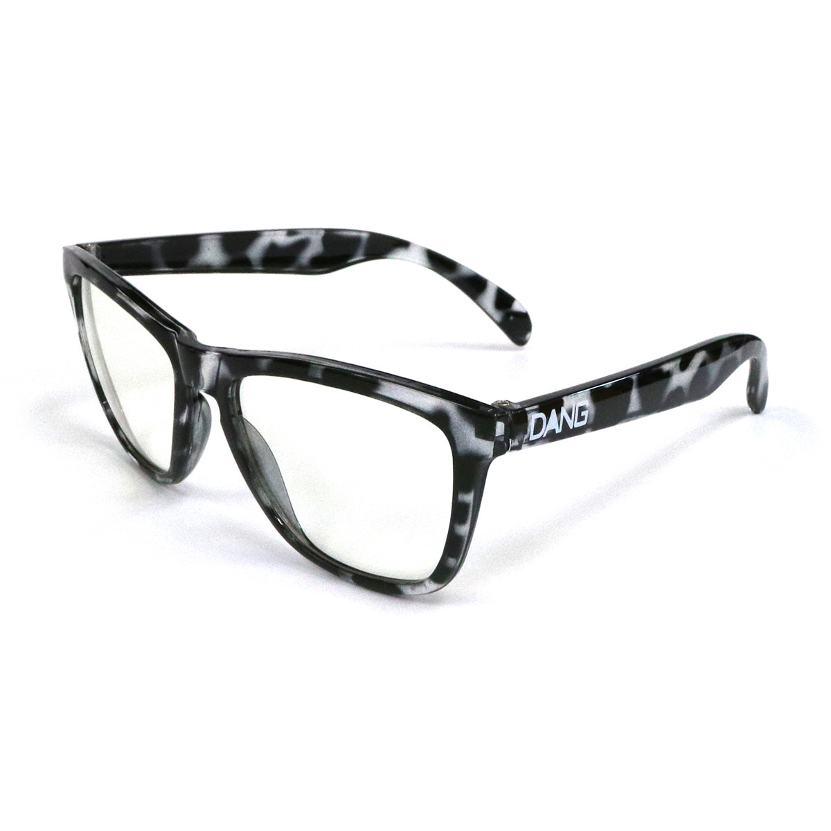 ORIGINAL Black Clear Tortoise x Clear