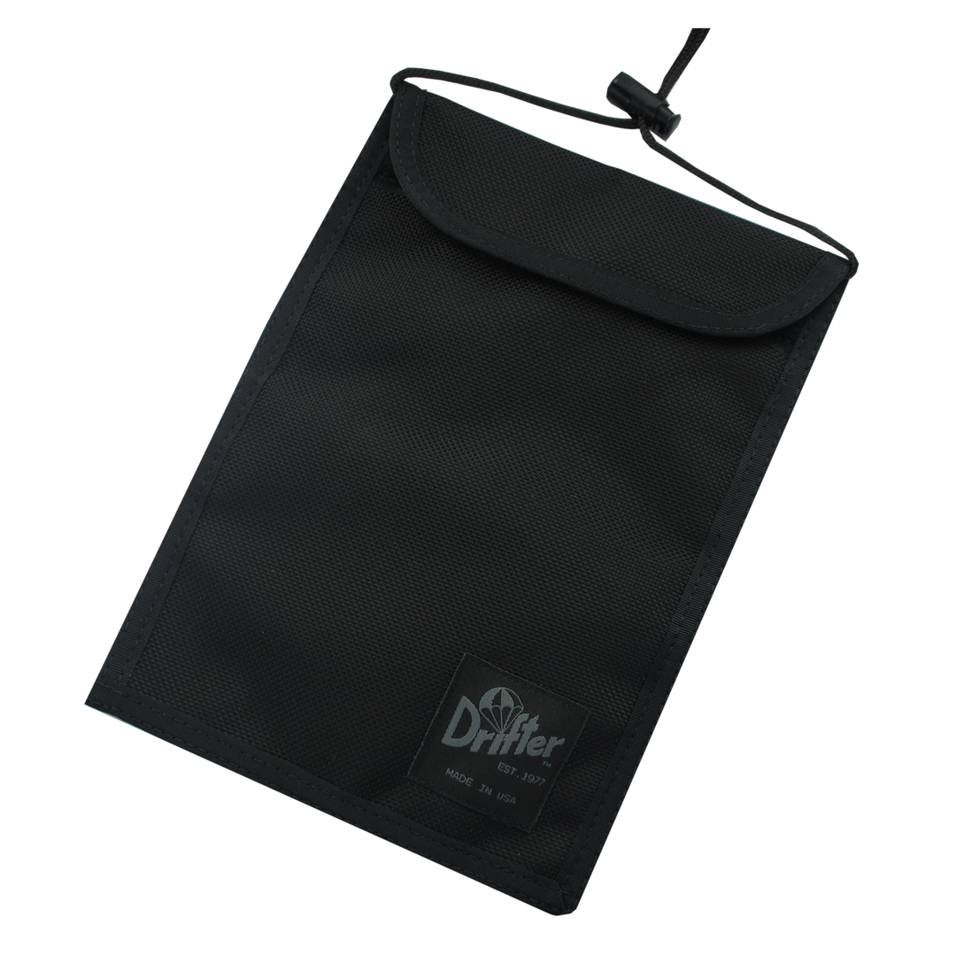 Cityline Neck Pouch (Black) *Limited Edition