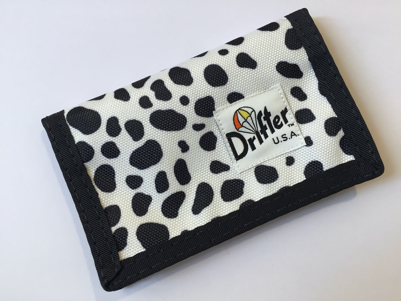 Card Case (Leopard x Black)