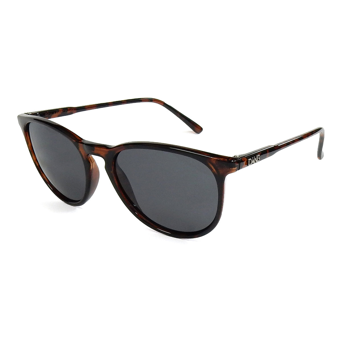 FENTON Brown Tortoise x Black Polarized