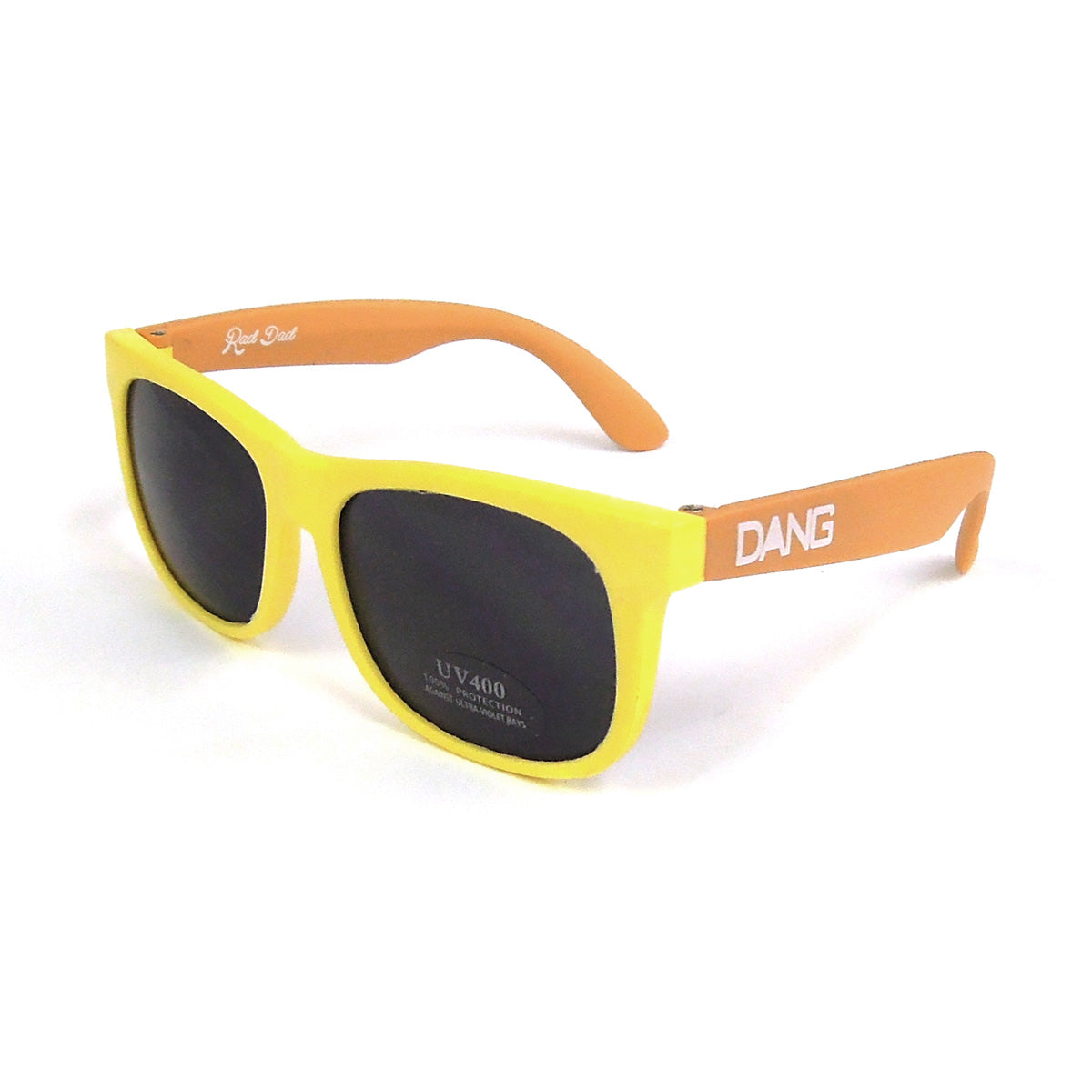 RAD DAD Yellow/Orange x Black