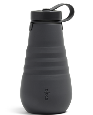 Stojo 20oz bottle (Carbon)