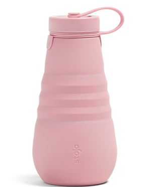 Stojo 20oz bottle (Carnation)