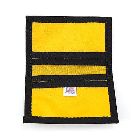 Card Case (Black x Yellow)