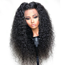 Load image into Gallery viewer, 13x6 Curly Glueless  Lace Front Wig