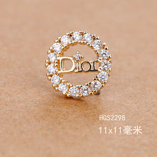 Load image into Gallery viewer, 3D Zircon Diamond Rhinestones