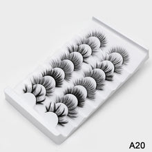 Load image into Gallery viewer, 4/8 pairs Mink Lash X-tensions