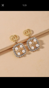 High-Class Drop Earrings
