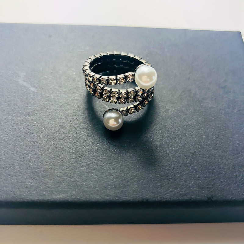 Swarovski Wrap Ring