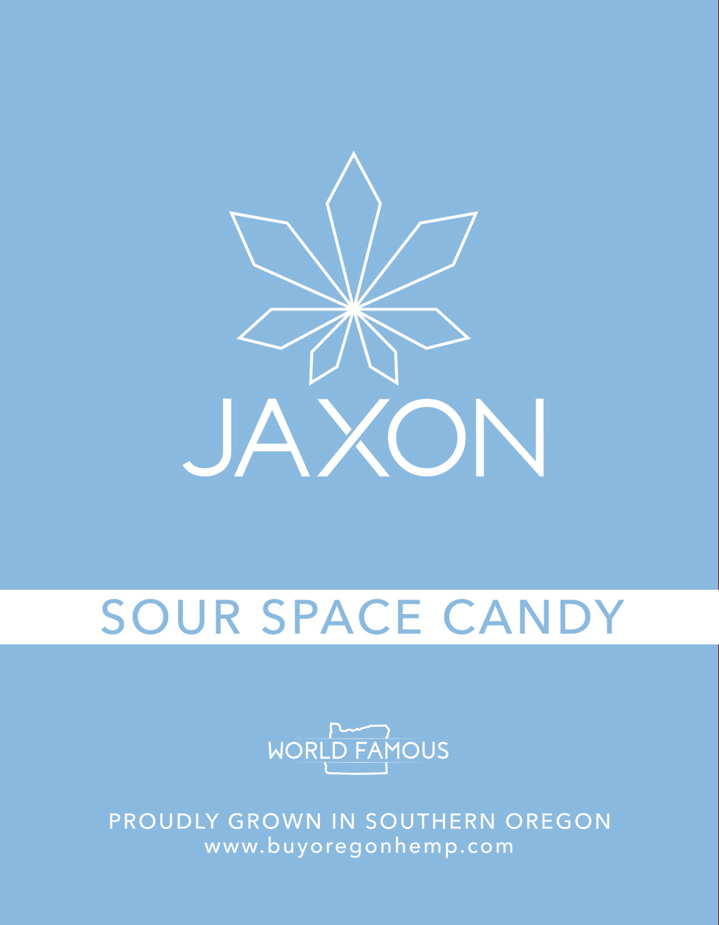 Sour Space Candy Hemp Flower