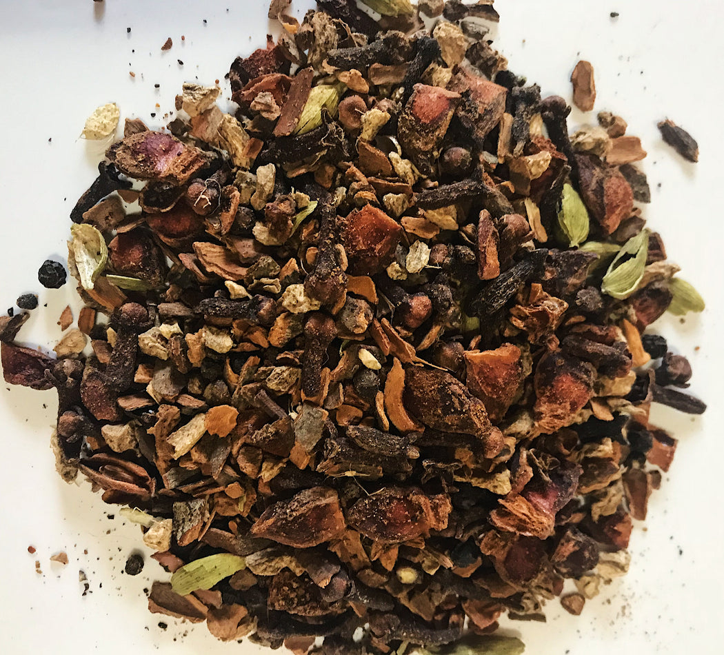 Toasted Wattle Seed Chai