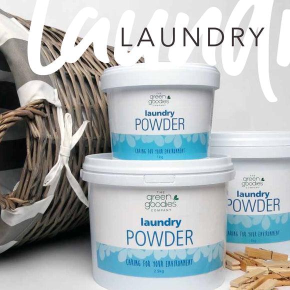 Laundry Powders
