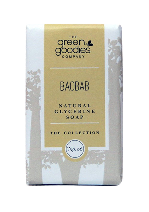 Green Goodies Baobab Natural Glycerine Soap
