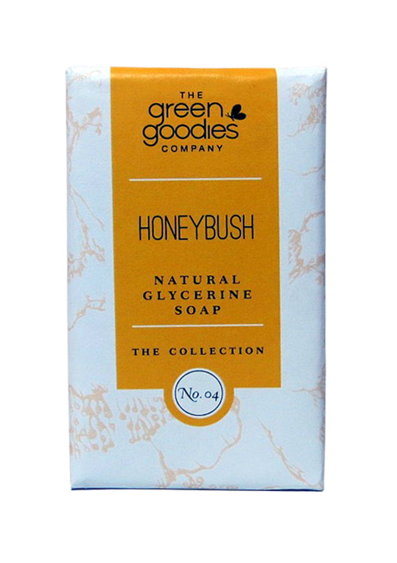 Green Goodies Honeybush Natural Glycerine Soap