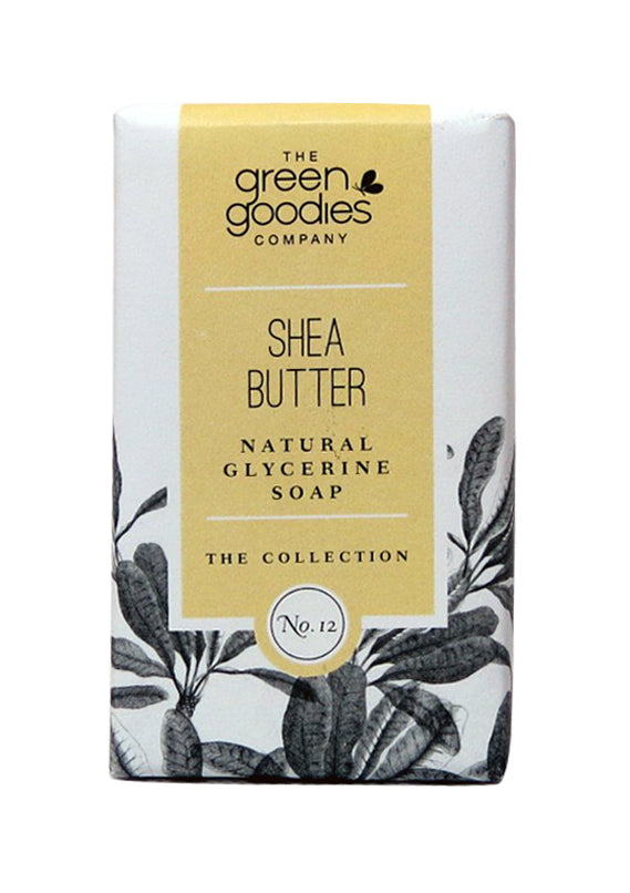 Green Goodies Shea Butter Natural Glycerine Soap