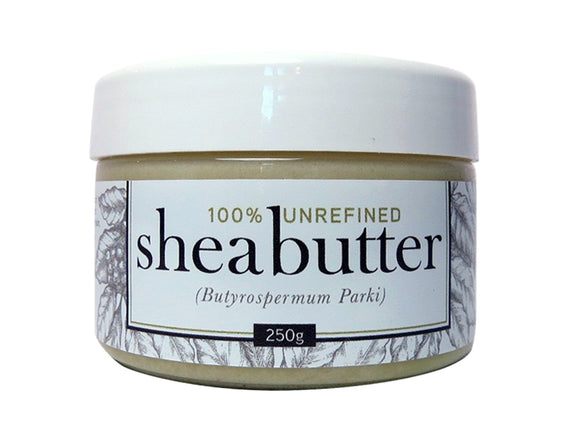 Green Goodies Unrefined Organic Shea Butter 250g