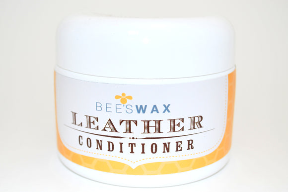 Green Goodies Beeswax Leather Conditioner