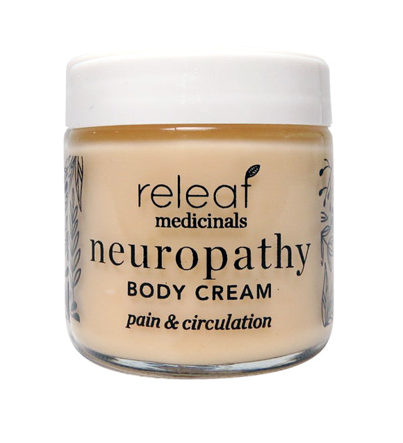 Releaf Medicinals Neuropathy Cream