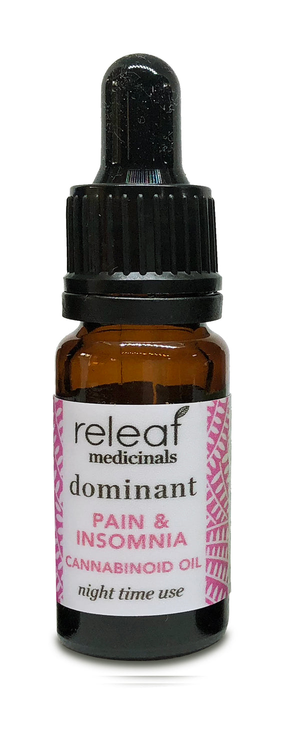 Releaf Medicinals Dominant CBD Oil