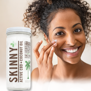 Skinny+ CBD Topical Oil 4oz