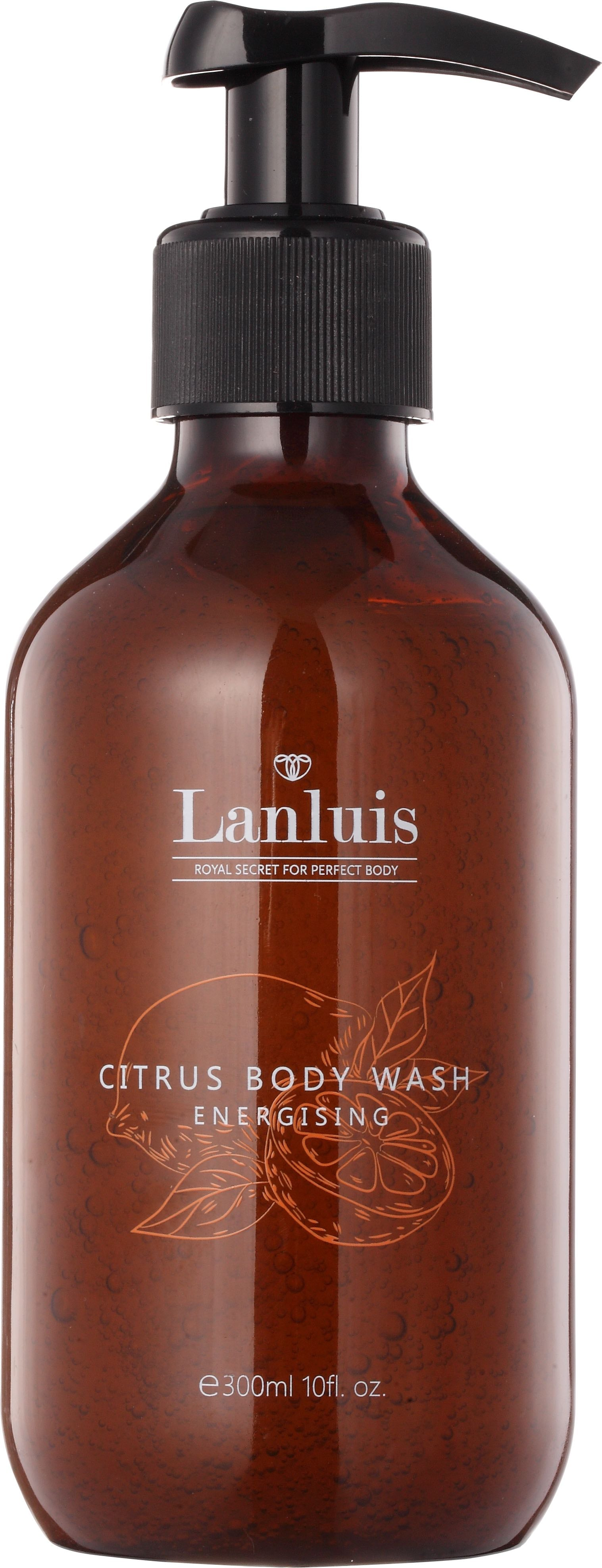 Citrus Body Wash - Energising