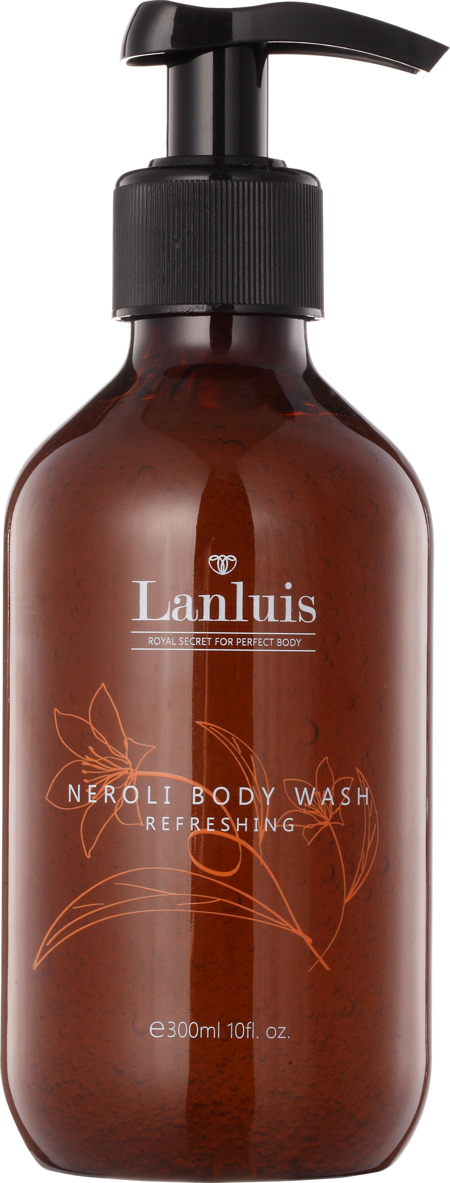 Neroli Body Wash - Refreshing