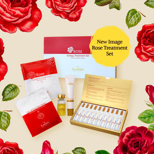 Rose Energy Peel-Off Treatment Set
