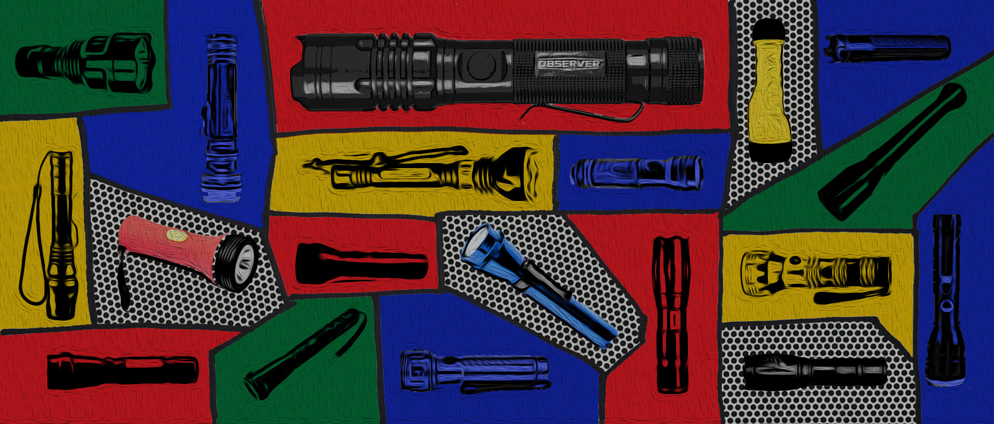 How to Choose the Best Flashlight for You, the Observer Tools Buyer's Guide