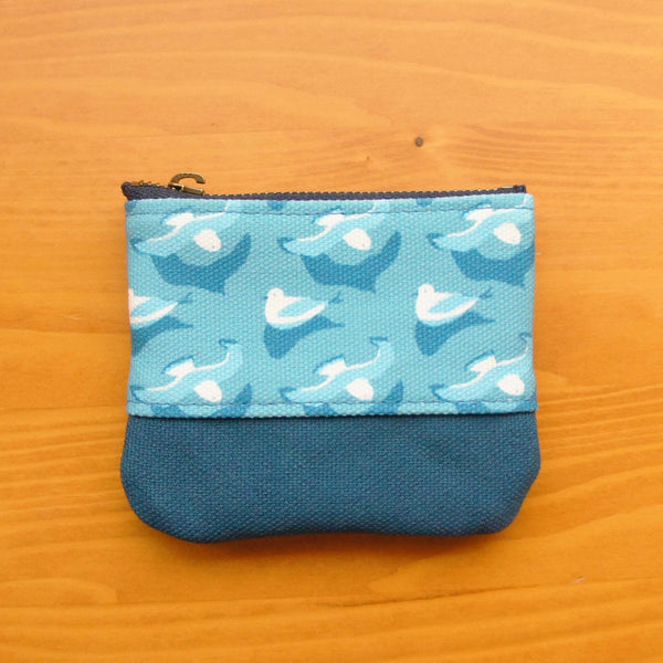 Pattern Design Mini Pouch