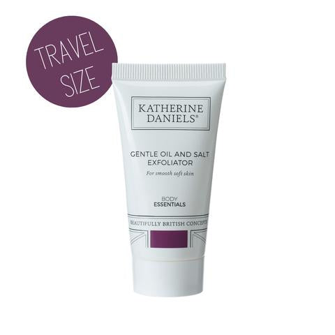 Travel Size ~ Gentle Oil & Salt Exfoliator
