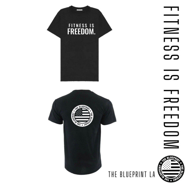 Fitness Is Freedom T-Shirt