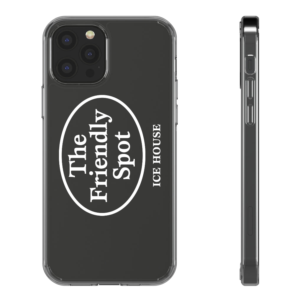 Friendly Spot iPhone 12/12Pro Clear Cases