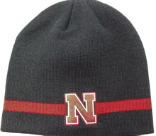 Load image into Gallery viewer, Nebraska Men's Adidas Sideline Coach Beanie