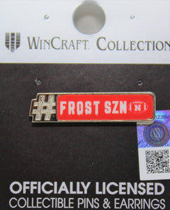 Nebraska Frost Season Pin