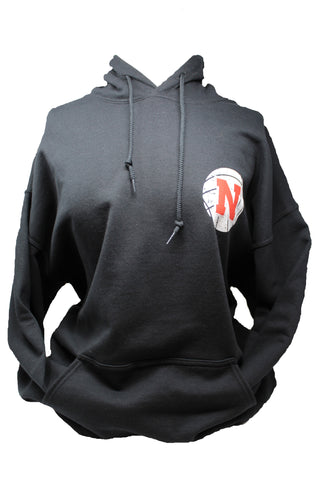 Nebraska Men's Volleyball Net Hoody
