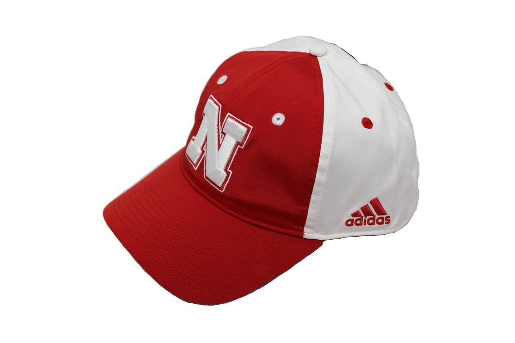 Nebraska Sideline Coach Flex Hat
