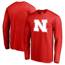 Load image into Gallery viewer, NEB Men's Primary Logo LS Tee