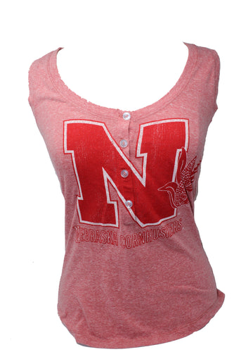 Nebraska Women's Retro Logo Tank