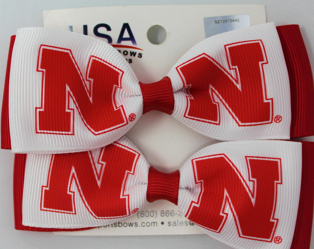 Nebraska Bow Pair