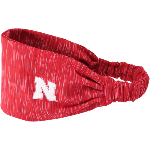 Nebraska Touchdown Head Band