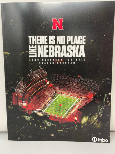 Nebraska Football Yearbook