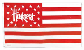 Nebraska Stars & Stripes 3x5 Flag
