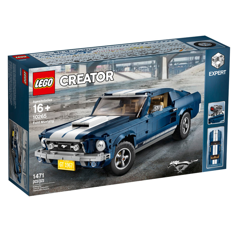 Creator Expert Ford Mustang - 10265 - L'Entre-Jeux