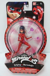 "Figurine Miraculous 5.5"" assorties - L'Entre-Jeux"