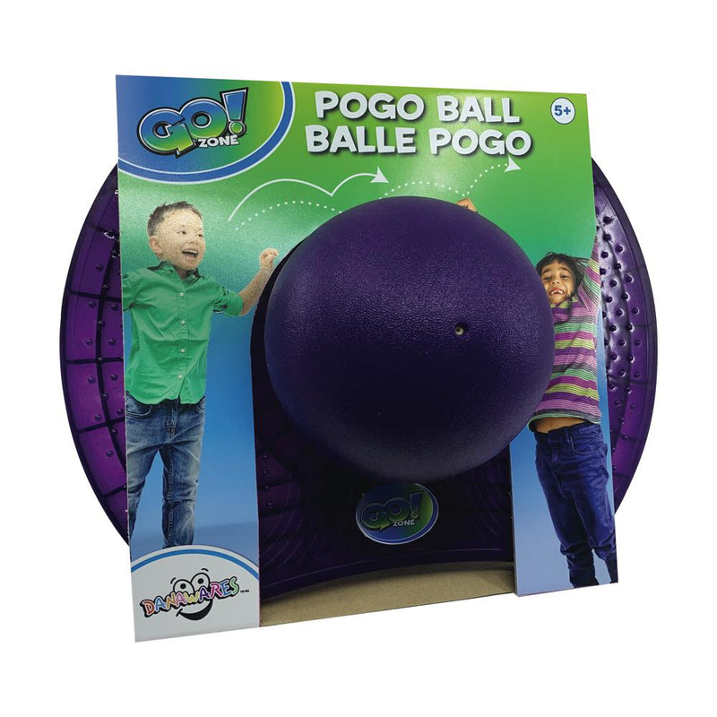 Pogo Ball 2 couleurs asst