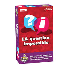 Question impossible 3